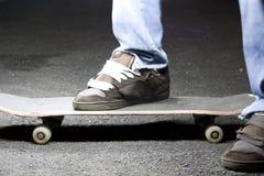 Planche à roulettes Image libre de droits