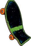 Planche à roulettes Illustration Libre de Droits