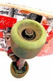 Planche à roulettes Photographie stock