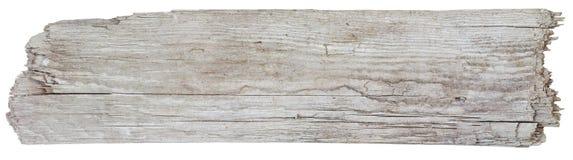 Planche de bois de flottage images libres de droits