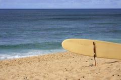 Planche de surfing Photo libre de droits