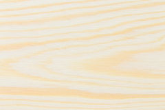 Planche de texture en bois de pin Photos libres de droits