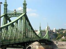 Planche el puente Foto de archivo libre de regalías