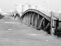 Planche el puente Fotografía de archivo libre de regalías