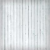 Planche en bois blanche images stock