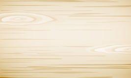 Planche en bois brun clair, planche à découper, plancher ou illustration libre de droits