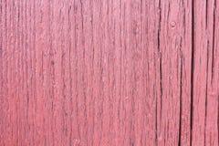 Planche en bois criquée, Image stock