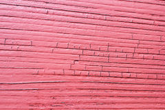 Planche en bois criquée Photographie stock