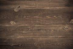 Planche en bois de bureau à employer comme fond Photographie stock