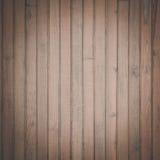 Planche en bois foncée Image libre de droits