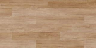 Planche en stratifié, carte sans couture de texture de tuile en bois pour les graphiques 3d, Images stock