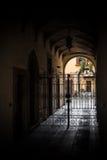 Planche la puerta Imagenes de archivo