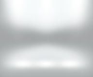 Plancher blanc Photo stock