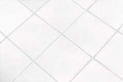 Plancher carrelé gris photo stock