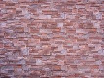 Plancher de brique rouge Image libre de droits