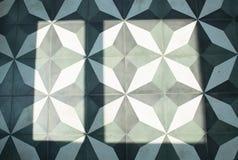 plancher de mosaïque Images stock