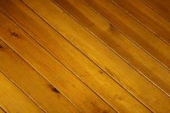 Plancher de parquet Image libre de droits