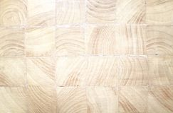 Plancher de parquet en stratifié brun clair de texture pour le fond images stock