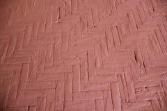 Plancher de parquet peint Image stock