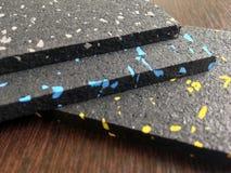 Plancher de tapis d'équipement Photographie stock