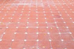 Plancher de temple Photographie stock libre de droits