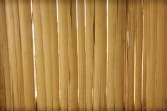 Plancher en bambou Photo libre de droits