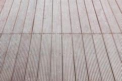 Plancher en bois Image libre de droits
