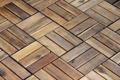 Plancher en bois abstrait images libres de droits