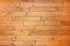 Plancher en bois d'étage Photos stock