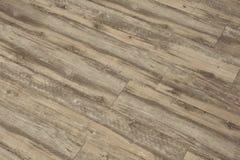 Plancher en bois de planche avec texturisé pour des milieux image libre de droits