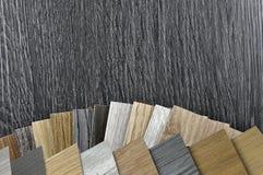 Plancher en bois de texture Photos stock