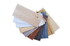 Plancher en bois de texture : tuile de chêne, tuile d'érable, tuile de châtaigne, noix Image stock
