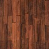 Plancher en bois dur sans couture Photos libres de droits