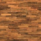 Plancher en bois sans couture Images libres de droits
