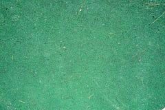 Plancher en caoutchouc vert Photo libre de droits