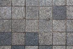 Plancher en pierre Image stock
