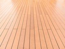 Plancher fait de bois Photo stock