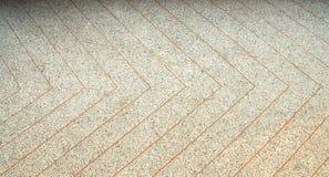 Plancher grunge de sol de mosaïque Images libres de droits