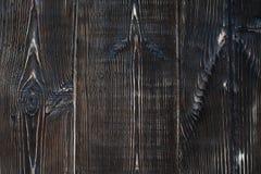 Planches de bois dur de Brown Images libres de droits