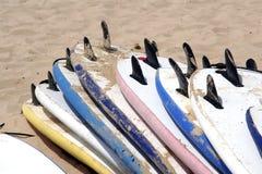 planches de surfing Image libre de droits
