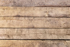 Planches en bois Image libre de droits