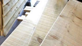 Planches en bois Photo libre de droits
