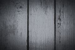 Planches en bois avec la peinture pour le fond toned photo libre de droits