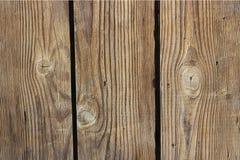 Planches en bois comme fond Images libres de droits