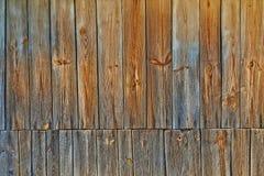 Planches en bois de Brown Image libre de droits