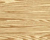 Planches en bois de pin Images libres de droits