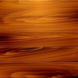 Planches en bois de vecteur Photos stock