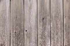 Planches en bois grises. Image stock