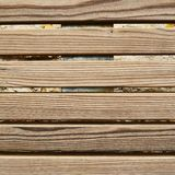 Planches en bois multiples Photos libres de droits