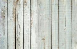 Planches peintes vieux par bois pour le fond Image libre de droits